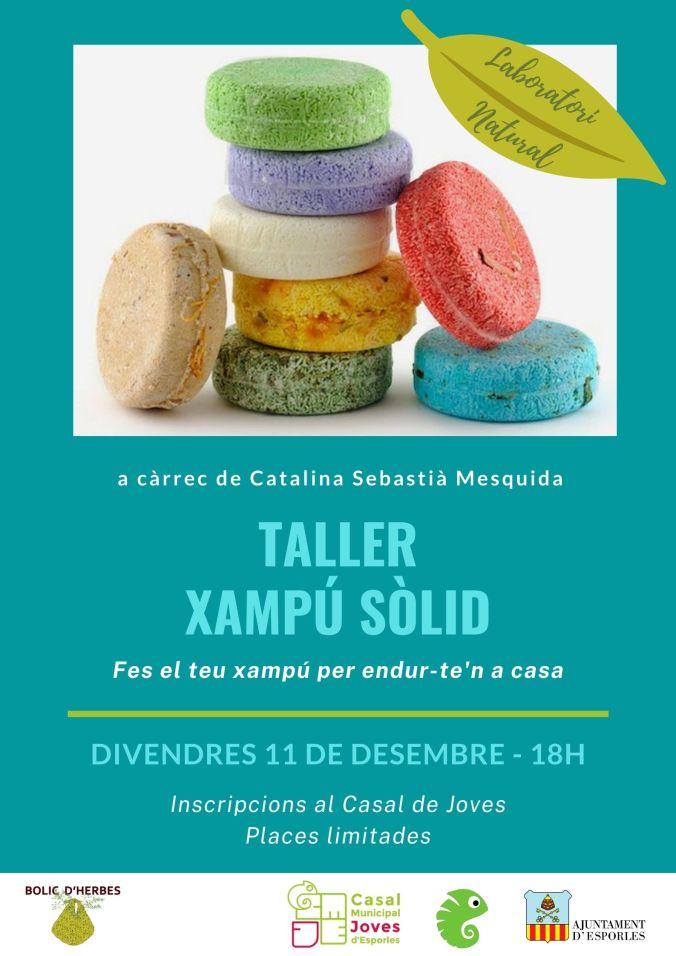 Laboratori Natural - desembre catalina